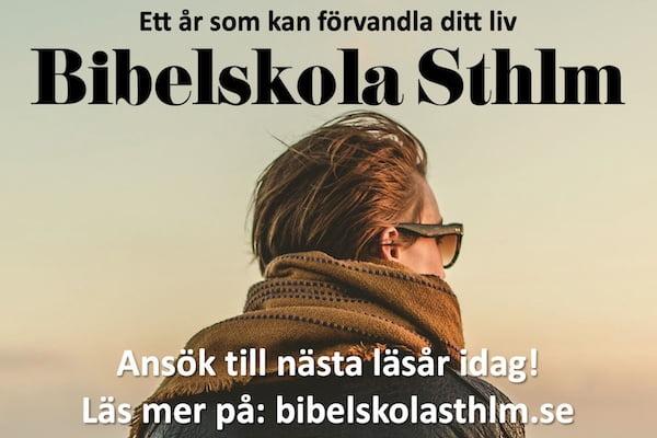 Bibelskola Sthlm